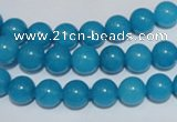 CCN48 15.5 inches 8mm round candy jade beads wholesale