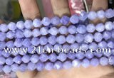 CCN5244 15 inches 8mm faceted nuggets candy jade beads