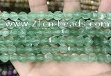 CCN5259 15 inches 8mm faceted nuggets candy jade beads
