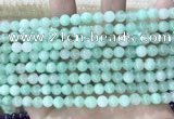 CCN5286 15 inches 6mm round candy jade beads Wholesale