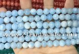 CCN5387 15 inches 8mm round candy jade beads Wholesale