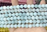 CCN5396 15 inches 8mm round candy jade beads Wholesale