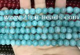 CCN5402 15 inches 8mm round candy jade beads Wholesale