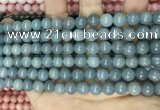 CCN5427 15 inches 8mm round candy jade beads Wholesale