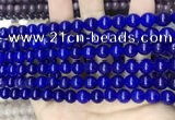 CCN5436 15 inches 8mm round candy jade beads Wholesale