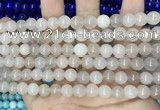CCN5440 15 inches 8mm round candy jade beads Wholesale