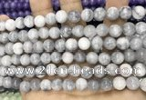 CCN5450 15 inches 8mm round candy jade beads Wholesale