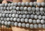 CCN5453 15 inches 8mm round candy jade beads Wholesale