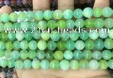 CCN5488 15 inches 8mm round candy jade beads Wholesale