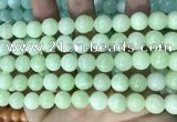 CCN5514 15 inches 8mm round candy jade beads Wholesale