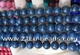 CCN5526 15 inches 8mm round candy jade beads Wholesale