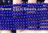 CCN6016 15.5 inches 4mm round candy jade beads Wholesale