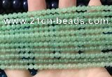 CCN6020 15.5 inches 4mm round candy jade beads Wholesale