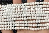 CCN6026 15.5 inches 4mm round candy jade beads Wholesale