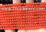 CCN6029 15.5 inches 4mm round candy jade beads Wholesale