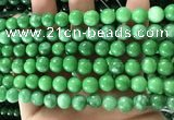 CCN6081 15.5 inches 8mm round candy jade beads Wholesale