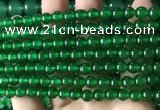 CCN6084 15.5 inches 6mm round candy jade beads Wholesale