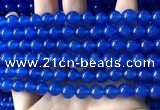 CCN6093 15.5 inches 8mm round candy jade beads Wholesale