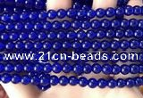 CCN6096 15.5 inches 6mm round candy jade beads Wholesale