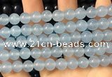 CCN6122 15.5 inches 8mm round candy jade beads Wholesale