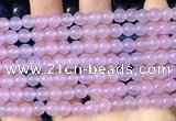 CCN6144 15.5 inches 12mm round candy jade beads Wholesale