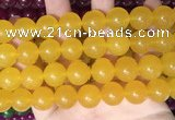CCN6185 15.5 inches 14mm round candy jade beads Wholesale