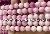 CCN6189 15.5 inches 10mm round candy jade beads Wholesale