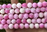 CCN6191 15.5 inches 10mm round candy jade beads Wholesale