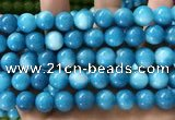 CCN6192 15.5 inches 10mm round candy jade beads Wholesale