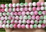 CCN6194 15.5 inches 8mm round candy jade beads Wholesale