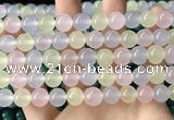 CCN6206 15.5 inches 6mm round candy jade beads Wholesale