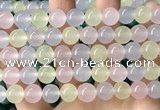 CCN6208 15.5 inches 10mm round candy jade beads Wholesale