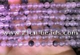 CCQ589 15.5 inches 6mm round cloudy quartz beads wholesale