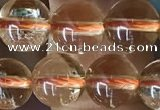 CCR332 15.5 inches 8mm round natural citrine gemstone beads