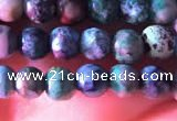CCS851 15.5 inches 6mm round natural chrysocolla beads wholesale