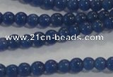 CCT1120 15 inches 2mm round tiny cats eye beads wholesale
