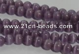 CCT1237 15 inches 4mm round cats eye beads wholesale