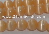 CCT1263 15 inches 5mm round cats eye beads wholesale