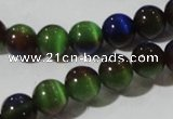 CCT1344 15 inches 6mm round cats eye beads wholesale