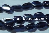 CCT616 15 inches 4*6mm oval cats eye beads wholesale