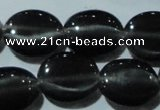 CCT681 15 inches 8*10mm oval cats eye beads wholesale