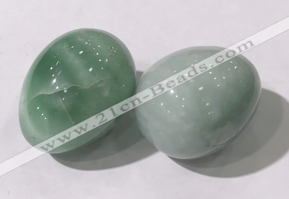 CDN1415 35*45mm egg-shaped gemstone decorations wholesale