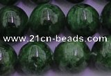 CDP65 15.5 inches 12mm round A+ grade diopside gemstone beads