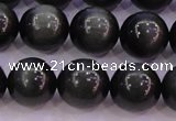 CEE505 15.5 inches 14mm round AAA grade green eagle eye jasper beads