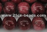CFE08 15.5 inches 11mm round natural Brazilian fowlerite beads