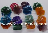 CFG1225 15.5 inches 35*40mm - 40*45mm elephant agate beads