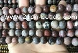 CFJ259 15.5 inches 10mm round fantasy jasper beads wholesale