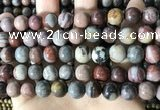CFJ260 15.5 inches 12mm round fantasy jasper beads wholesale