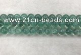 CFL1518 15.5 inches 12mm round blue fluorite gemstone beads