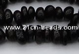 CGA654 15.5 inches 6*10mm nuggets red garnet gemstone beads
